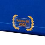 JOMS Slipcase Label 1984-1995