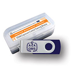 OSHA Exposure Control Training Module (USB Drive)