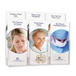 Patient Information Pamphlet Rack – 6 Slot