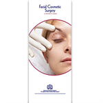 Facial Cosmetic Surgery Patient Information Pamphlet (100-Pack)