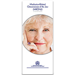 Medication-related Osteonecrosis of the Jaw (MRONJ) Patient Information Pamphlet (100-Pack)
