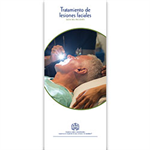 Tratamiento de lesiones faciales Patient Information Pamphlet (100-Pack) (Treating Facial Injury Spanish)
