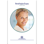 Dental Implant Surgery Patient Education Guide (25-Pack)