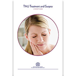 TMJ Treatment and Surgery Patient Education Guide (25-Pack)