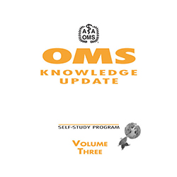 OMS Knowledge Update, Volume 3