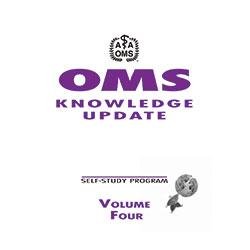 OMS Knowledge Update, Volume 4