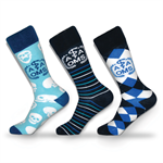 AAOMS-branded Socks